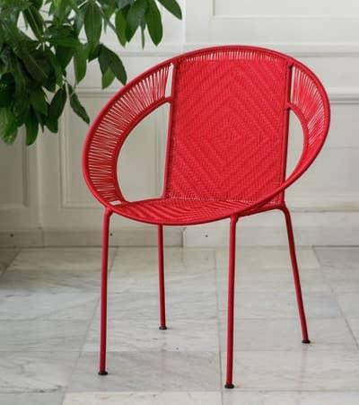 Fauteuil CALAO rouge